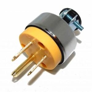 110 Volt Male Plug Replacement | moneymachines.com