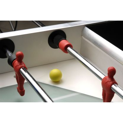 Garlando World Champion Coin-OP Foosball Table Corner Detail | moneymachines.com