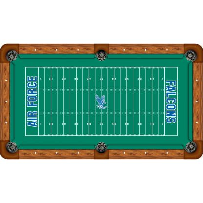 Gridiron Billiard Table Cloth | moneymachines.com