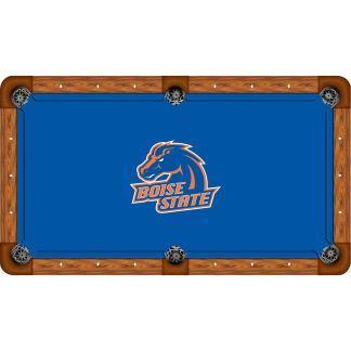 Boise State Broncos Billiard Table Cloth | moneymachines.com