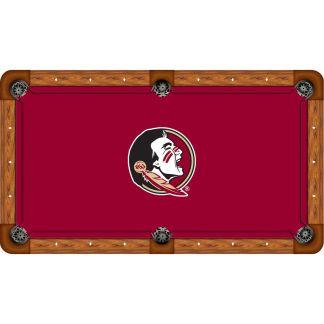 Florida State Seminoles Billiard Table Cloth | moneymachines.com
