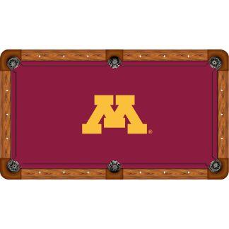 Minnesota Billiard Table Cloth | moneymachines.com
