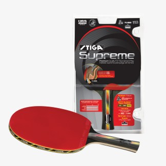Stiga Supreme Table Tennis Racket - T1270 | moneymachines.com