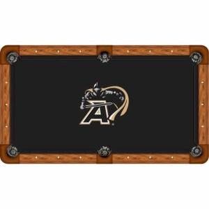 Army Black Knights Billiard Table Cloth | moneymachines.com