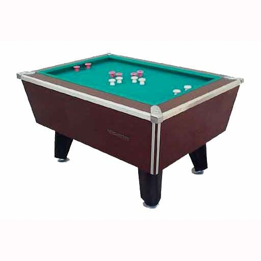 Bumper Pool Tables | moneymachines.com