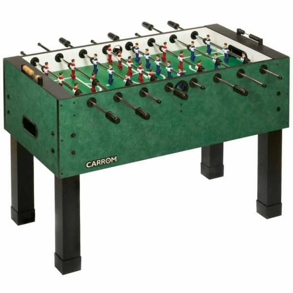 Carrom Agean Green Foosball Table | moneymachines.com