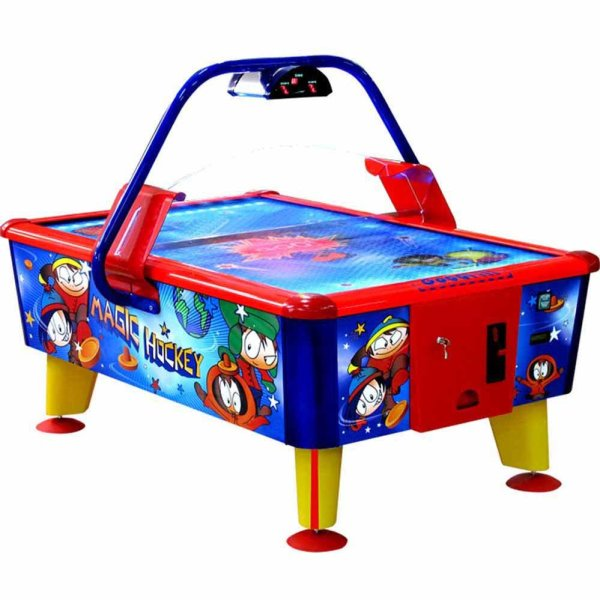 Coin Operated Magic Children's Air Hockey Table | moneymachines.com