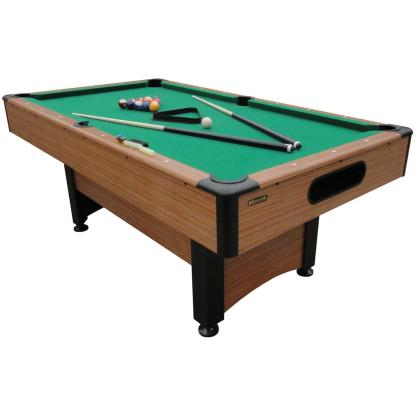 Mizerak 7' Dynasty Space Saver Pool Table | moneymachines.com