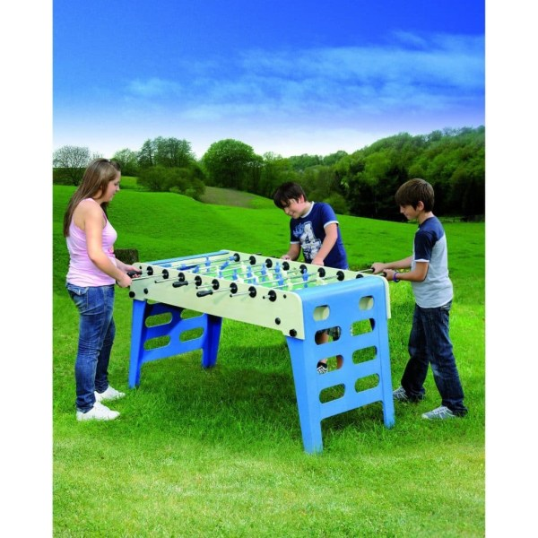 Garlando Open Air Outdoor Foosball Table Outside | moneymachines.com