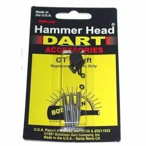 Hammer Head GT 950 Replacement Medium Silver Shafts   moneymachines.com