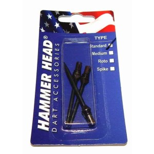 Hammer Head Standard Dart Tips Packaged | moneymachines.com