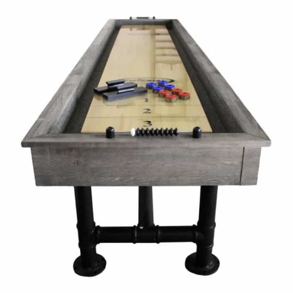 Imperial Bedford Shuffleboard Table End | moneymachines.com