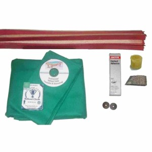 Imperial Leisure Pool Table Recovering and Felting Kit | moneymachines.com