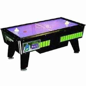 Jr Face Off Home Power Hockey Air Hockey Table With Manual Scoring | moneymachines.com