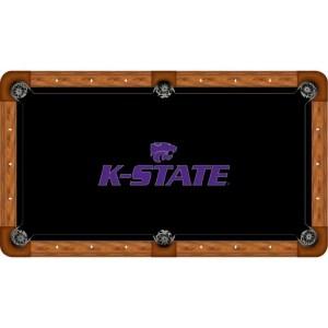 Kansas State Billiard Table Cloth | moneymachines.com