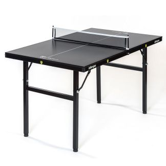 Killerspin MyT Small Deep Chocolate Ping Pong Table | moneymachines.com