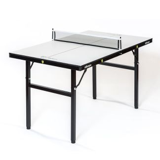 Killerspin MyT Small Vanilla Swirl Mini Ping Pong Table | moneymachines.com