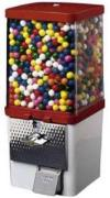 Komet Gumball Vending Machine   moneymachines.com