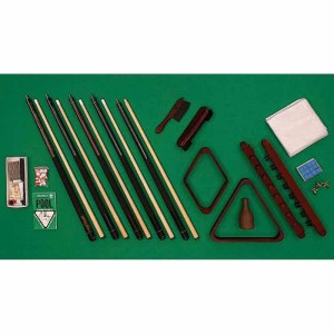 Level Best Premium Pool Table Accessory Kits | moneymachines.com
