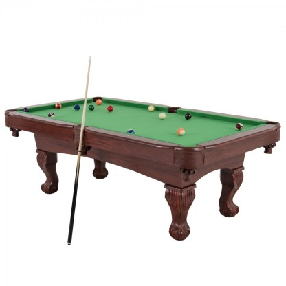 Triumph 7.5' Santa Fe Billiard Table | 45-6784 | moneymachines.com