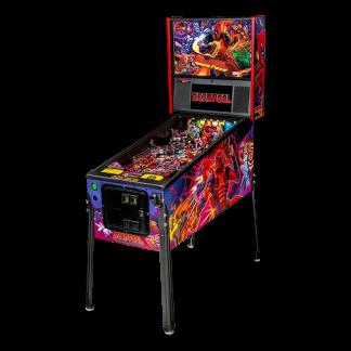 Stern Deadpool Pro Pinball Game Machine | moneymachines.com