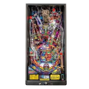 Stern Guardians Of The Galaxy Pinball Playfield | moneymachines.com