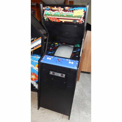 "Multicade 19"" Upright Arcade 60 Game Machine 
