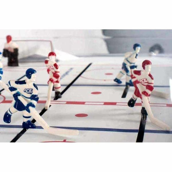 Super Chexx Pro Bubble Hockey Table Men | moneymachines.com