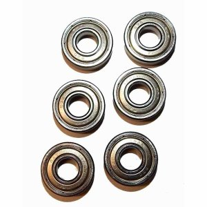 """Trackball Roller Bearings For 2 1/4 and 3"""" Arcade Game Trackball Controllers 