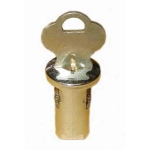 Victor 5/16 Inch Lock And Key | moneymachines.com