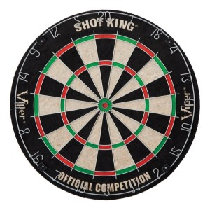 Viper Shot King Bristle Dartboard | moneymachines.com
