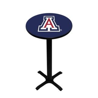 Arizona Wildcats College Logo Pub Table | moneymachines.com
