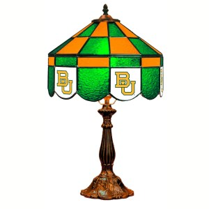 Baylor Bears Stained Glass Table Lamp   moneymachines.com