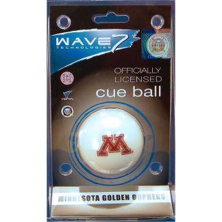 Minnesota Golden Gophers Billiard Cue Ball | moneymachines.com
