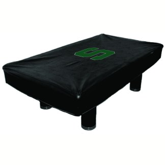 Michigan State Spartans Billiard Table Cover | moneymachines.com
