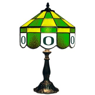 Oregon Ducks Stained Glass Table Lamp | moneymachines.com