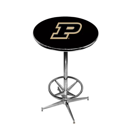 Purdue Boilermakers College Logo Pub Table | moneymachines.com