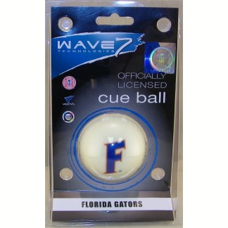 Florida Gators Billiard Cue Ball | moneymachines.com