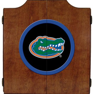 Florida Gators College Logo Dart Cabinet | moneymachines.com