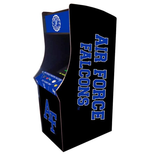 Air Force Falcons Arcade Multi-Game Machine | moneymaachines.com