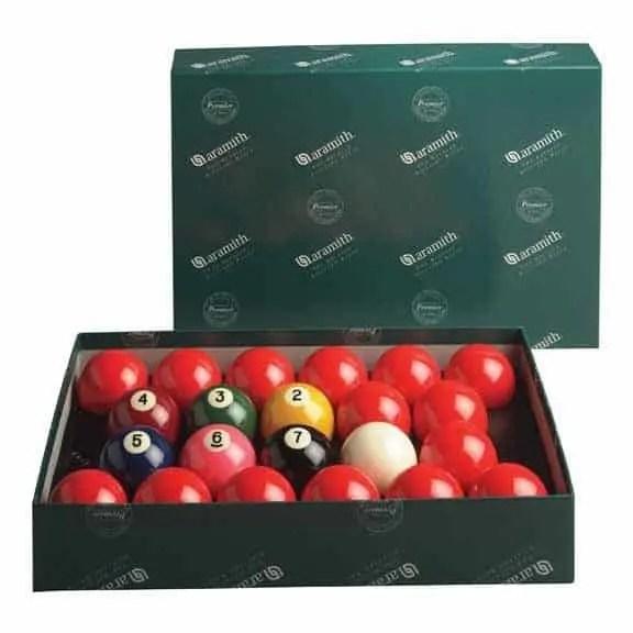 Aramith 2 1/4 Inch Snooker Ball Set | moneymachines.com