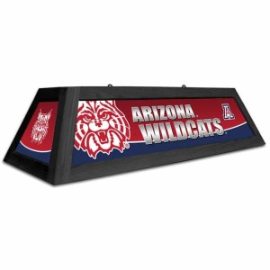 Arizona Wildcats Spirit Game Table Lamp | moneymachines.com