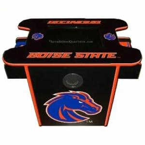 Boise State Arcade Multi-Game Machine | moneymachines.com