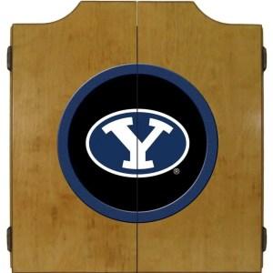 Brigham Young Cougars College Logo Dart CabinetBrigham Young Cougars College Logo Dart Cabinet | moneymachines.com
