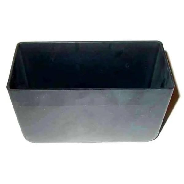 Coin Mechanisms 3300 Plastic Coin Cash Box | moneymachines.com