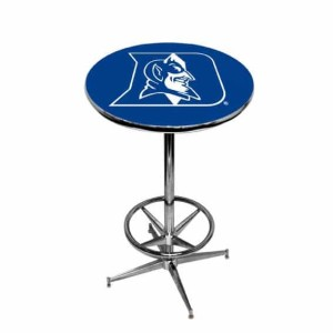 Duke Blue Devils College Logo Pub Table | moneymachines.coom