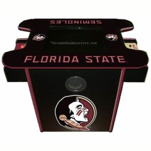 Florida State Seminoles Arcade Multi-Game Machine | moneymachines.com