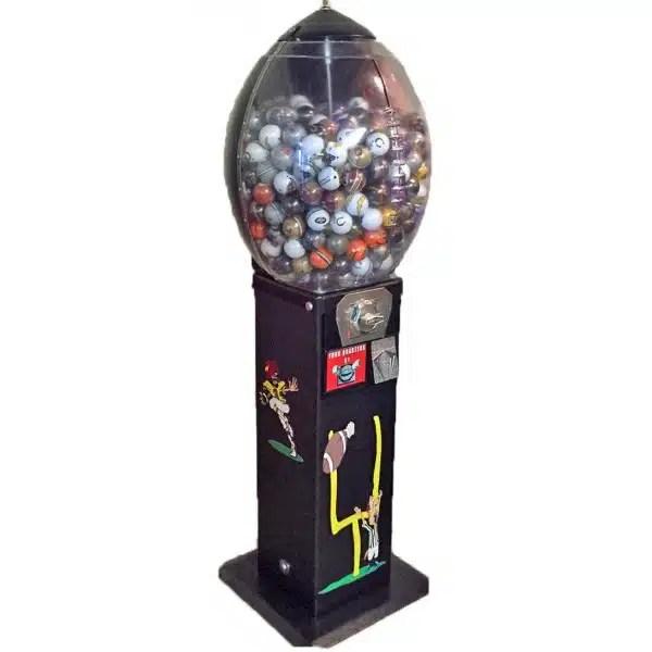Football-A-Roo Vending Machine   moneymachines.com