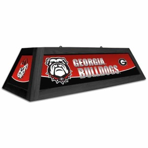 Georgia Bulldogs Spirit Game Table Lamp | moneymachines.com