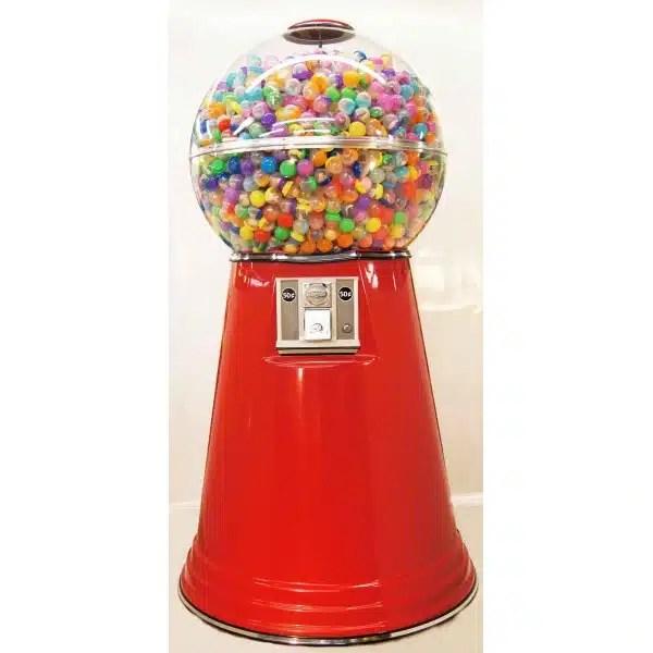 Jumbo Giant Gumball Vending Machine | moneymachines.com